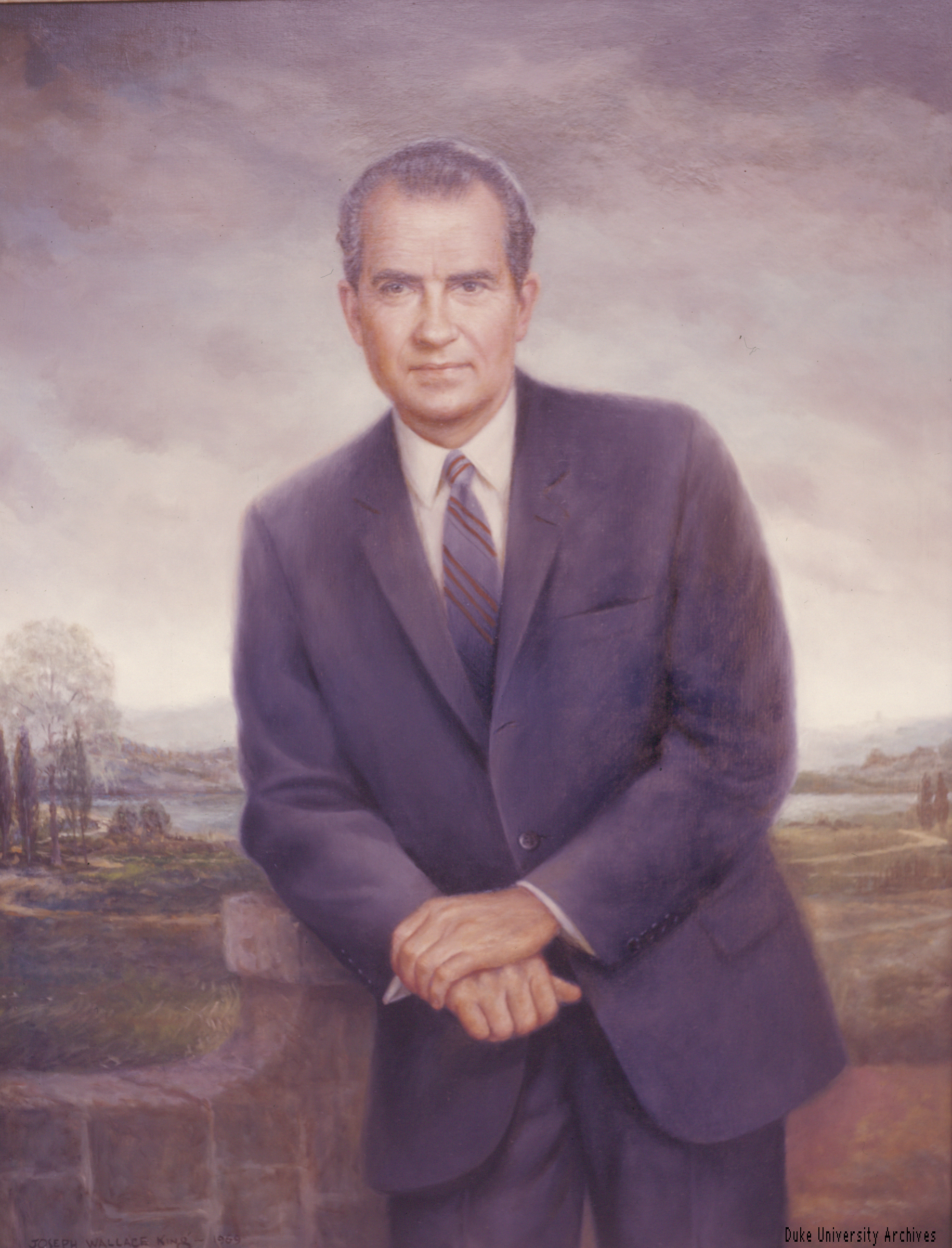 a biography of richard milhous nixon Richard milhous nixon 37th president of the united states (january 20, 1969 to august 9, 1974) nickname: none listed born: january 9, 1913, in yorba linda, california.
