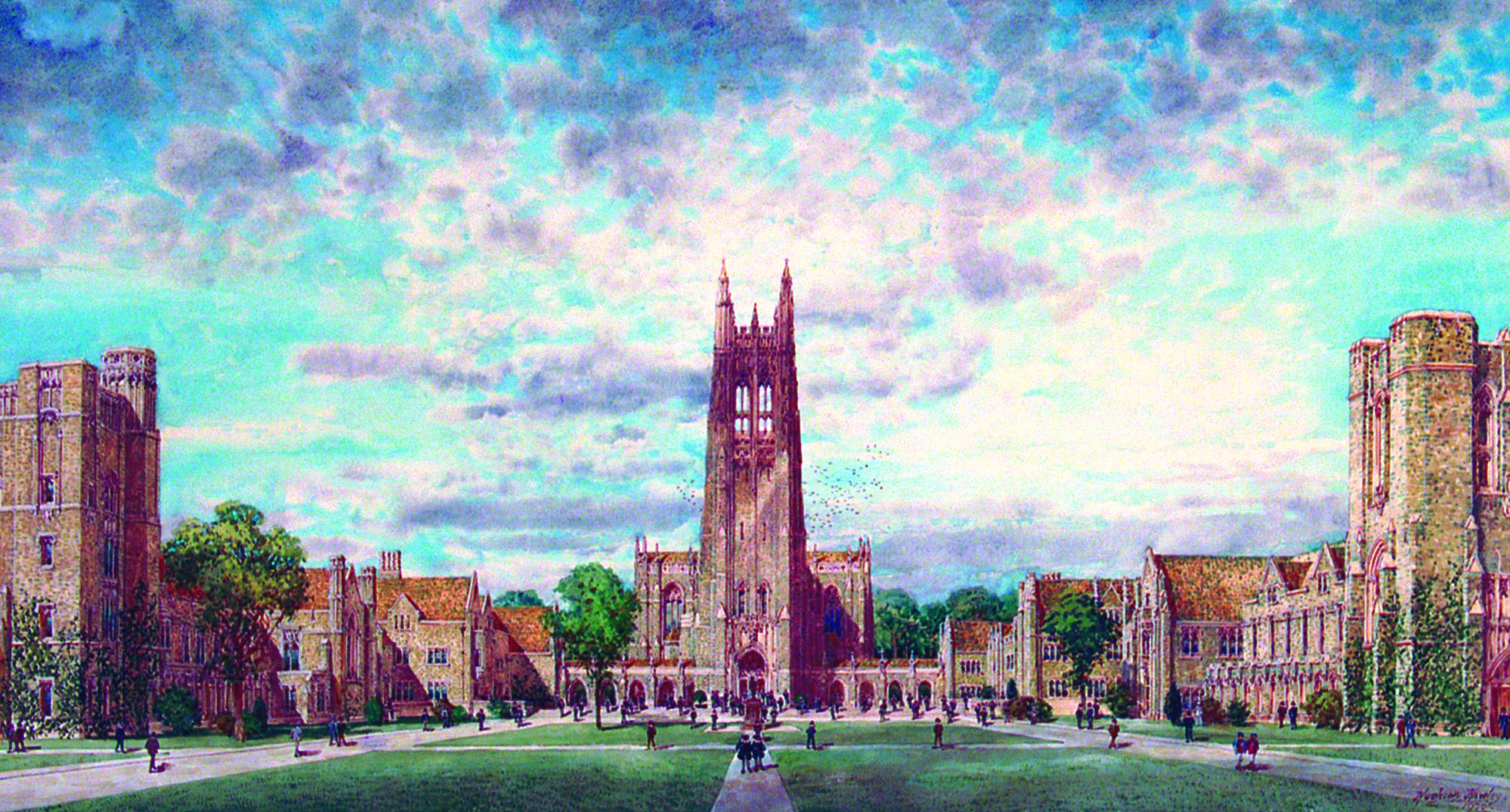 West Campus Duke University